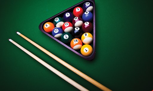 Product image for Club Med Billiard Parlor $10 For 2 Hours of Table Time (Reg. $20)