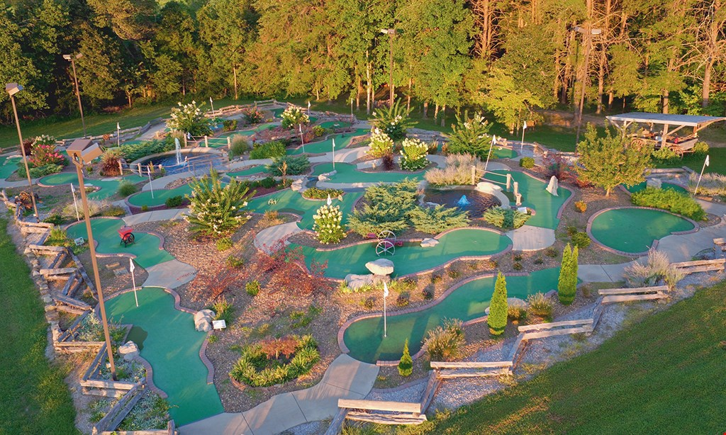 Product image for Christian Way Farm & Mini Golf $15 For A Round Of Mini Golf For 4 (Reg. $30)