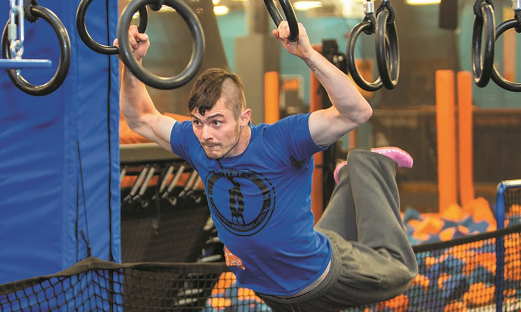 Product image for Sky Zone Harrisburg $20 For Two 90-Minute Jump Passes (Reg. $40)