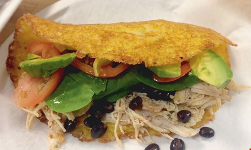Product image for Oh Corn! Arepas and More $10 For $20 Worth Of Venezuelan Cuisine