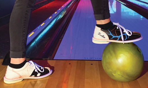 Product image for Bowlero - Naperville $15 Toward 2 Games Of Bowling For 2 People Including Shoes ($40.04)