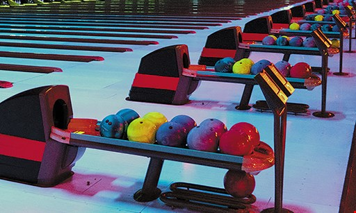 Product image for Bowlero - Romeoville $15 Toward 2 Games Of Bowling For 2 People Including Shoes ($40.04)