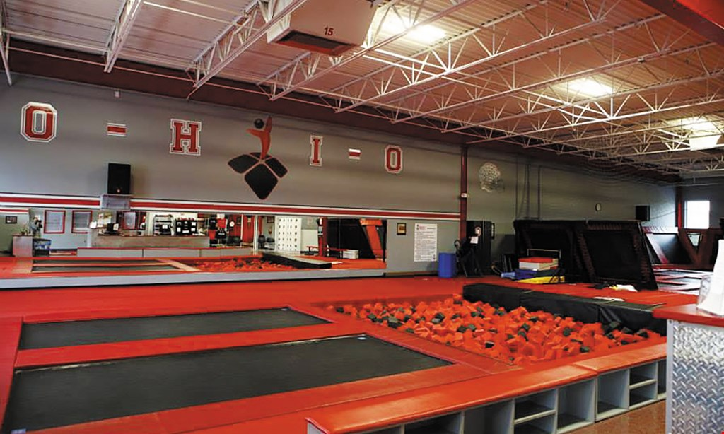 Product image for Bounce Club $14 For Two 60-Minute Jump Passes (Reg. $28)