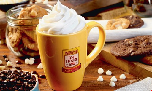 Product image for Nestle Toll House Cafe $10 For $20 Worth Of Baked Goods & More