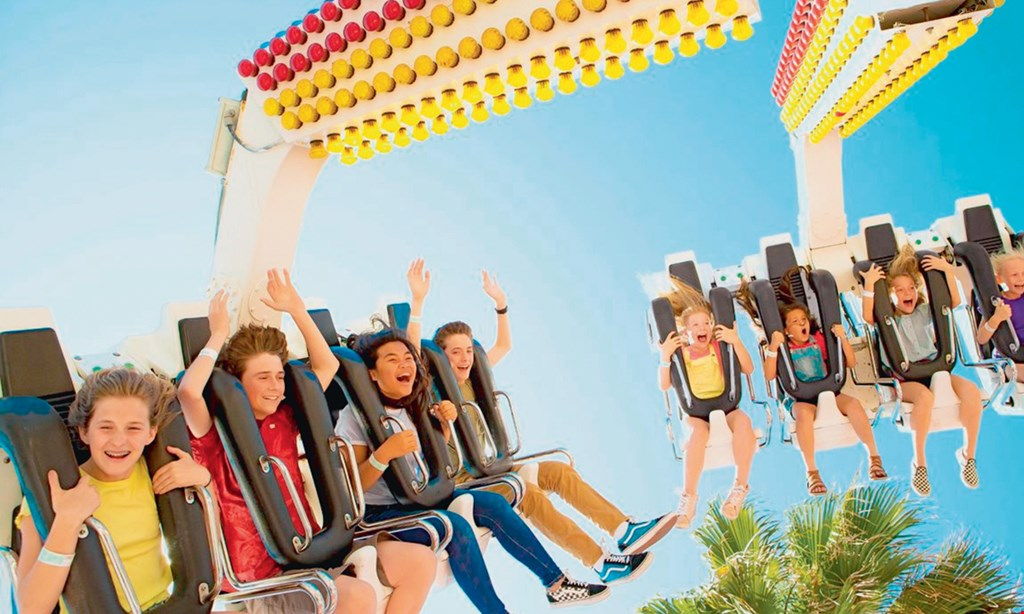 Product image for BELMONT PARK $18 For A Ride Day Pass Wristband (Reg. $36)