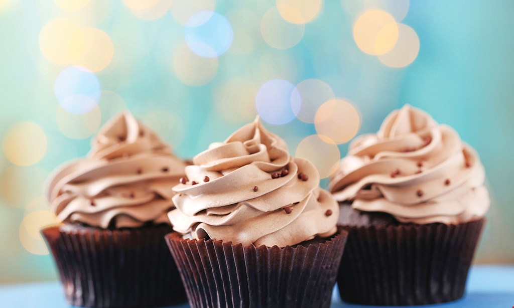 Product image for Cupcakes & More $10 For $20 Worth Of Bakery Items