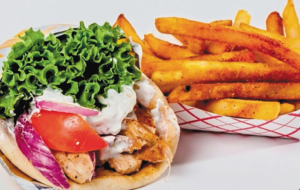 Product image for Gyro City Grill $10 For $20 Worth Of Greek Dining