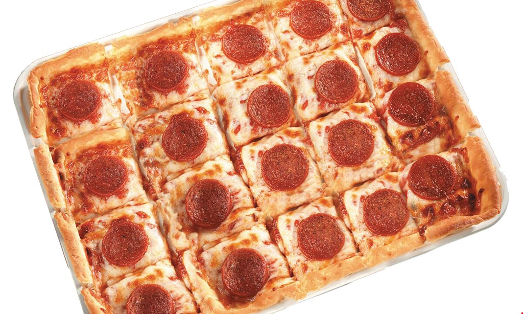 Product image for Ledo Pizza $10 For $20 Worth Of Pizza, Subs & More (Also Valid On Take-Out W/Min. Purchase Of $30)