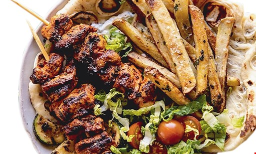 Product image for NORA'S KABOB MEDITERRANEAN GRILL $15 For $30 Worth Of Kabobs, Salads, Wraps & More (Also Valid On Take-Out W/ Min. Purchase $45)