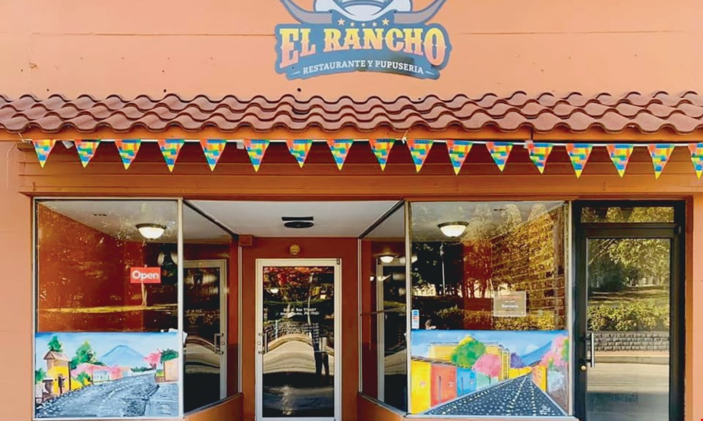 Product image for El Rancho Restaurante Y Pupuseria $10 For $20 Worth Of Casual Dining For Take-Out