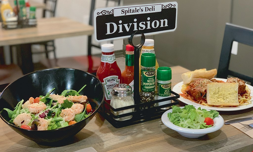 Product image for Spitale's Deli $10 for $20 Worth of Casual Dining