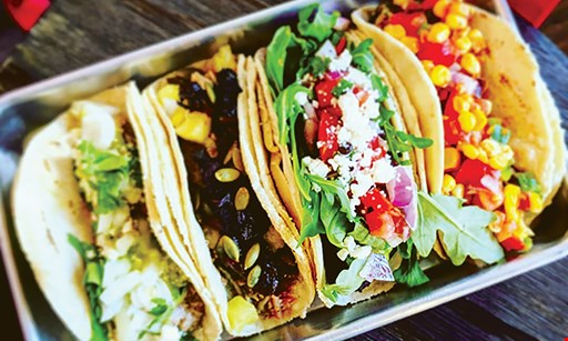 Product image for Screaming Goat Taqueria $10 For $20 Worth Of Casual Dining (Also Valid On Take-Out & Delivery W/ Min. Purchase Of $30)
