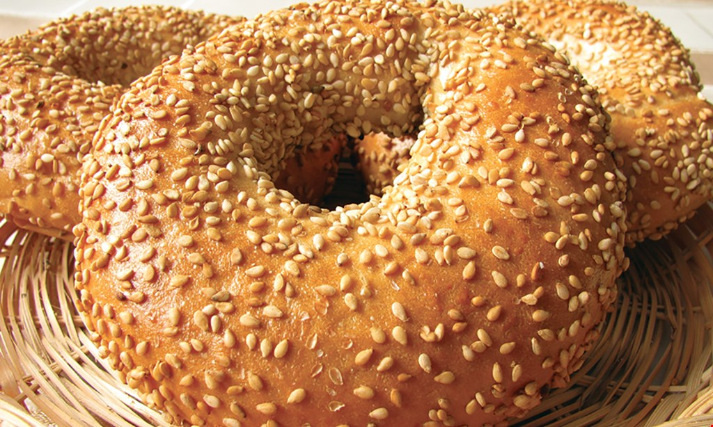 Product image for Sunrise Bagels Cafe $10 For $20 Worth Of Bagels & More