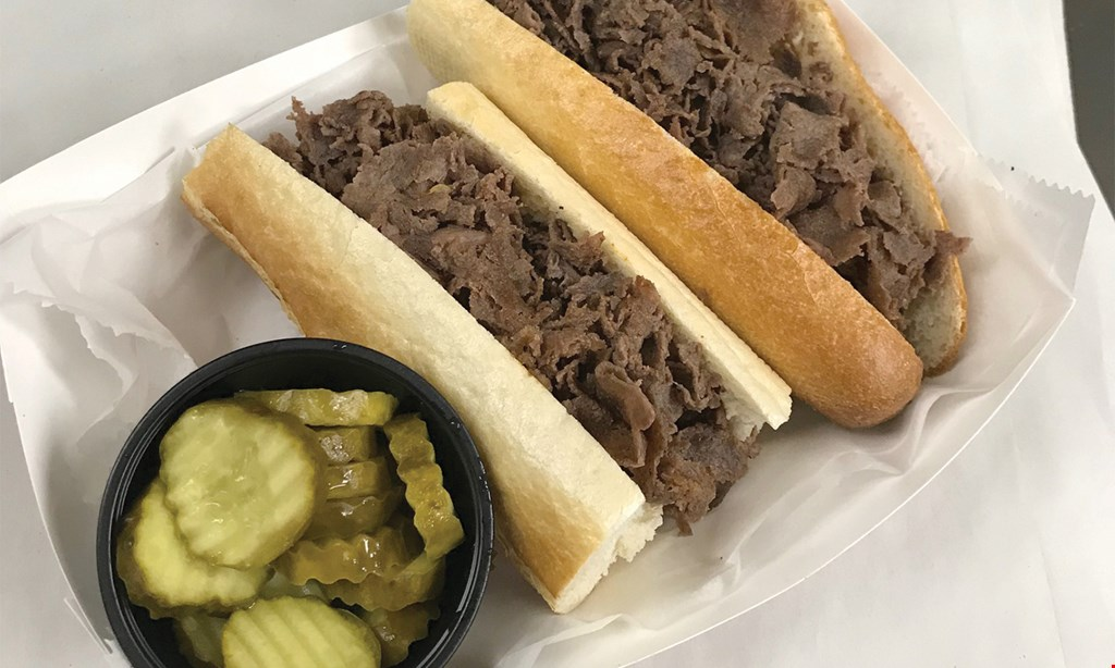 Product image for Steak and Hoagie Factory Warminster $10 For $20 Worth Of Casual Dining
