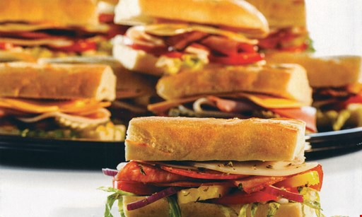 Product image for PENN  STATION EAST COAST SUBS $10 For $20 Worth Of Subs & More (Also Valid On Take-Out & Delivery W/ Min. Purchase $30
