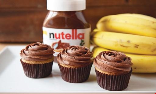 Product image for Sublime Cupcakes - Malvern $14 For A Dozen Gourmet Cupcakes (Reg. $28)