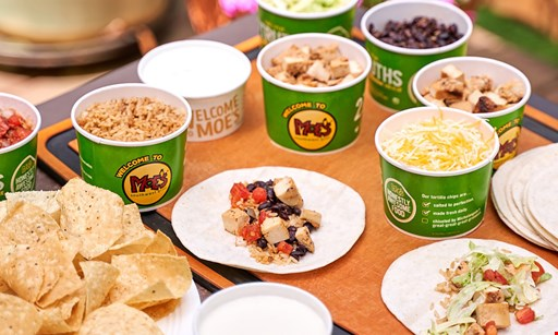 Product image for Moe's Southwest Grill/Greenvale $10 For $20 Worth Of Southwestern Cuisine (Also Valid On Take-out & Curbside Pickup With Minimum Purchase Of $30)
