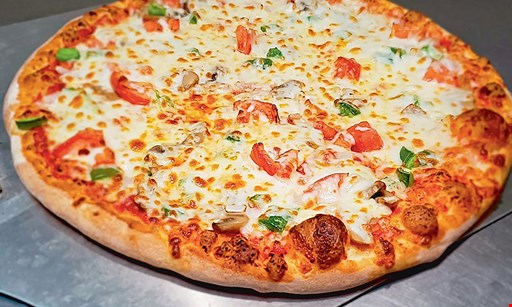Product image for Faro's Italian Pizza $10 For $20 Worth Of Pizza, Subs & More (Also Valid On Take-Out W/Min. Purchase $30)