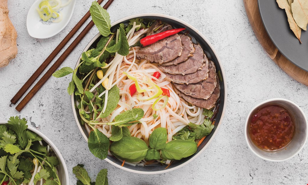 Product image for Pho By Vinh $10 For $20 Worth Of Vietnamese Cuisine (Also Valid On Take-Out & Delivery W/Min. Purchase $30)