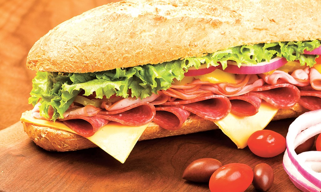 Product image for Cub Hill Deli $10 For $20 Worth Of Subs, Wraps, Salads & More (Also Valid On Take-Out W/Min. Purchase $30)