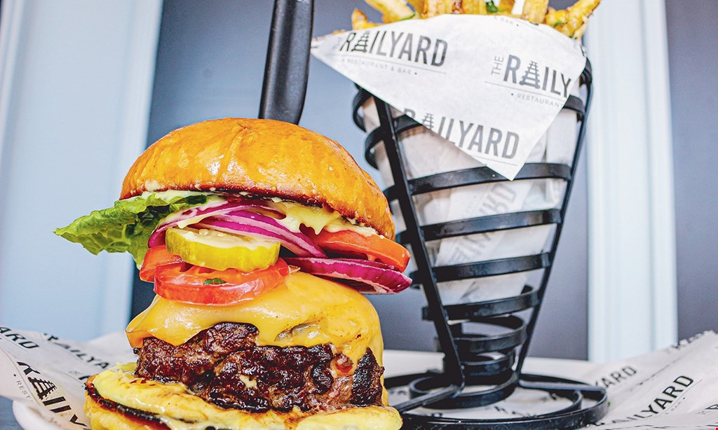 Product image for The Railyard $15 For $30 Worth Of Casual Dining (Also Valid On Take-Out & Delivery W/Min. Purchase $45)