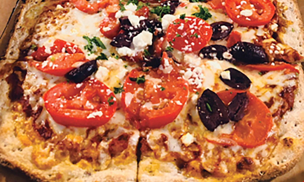 Product image for Pizza Fusion $10 For $20 Worth Of Pizza, Salads, Wings & More