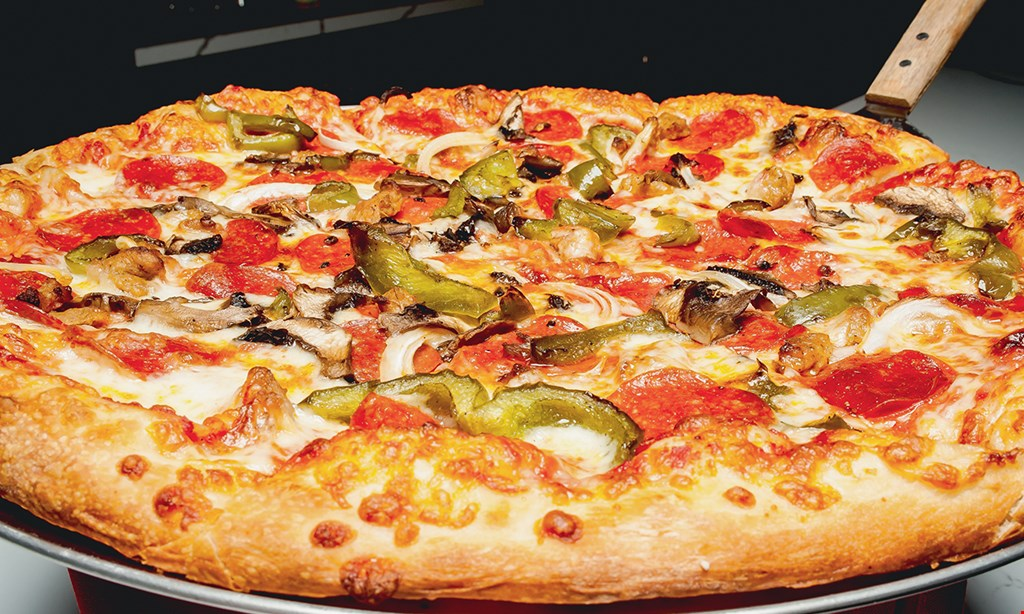Product image for Big Rocco's Pizza Express $15 For $30 Worth Of Italian Cuisine