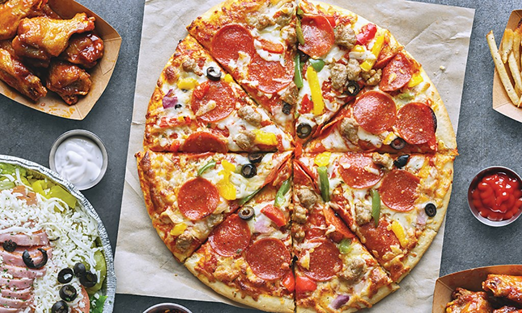Product image for N.Y Pizza & Wings $10 For $20 Worth Of Casual Dining