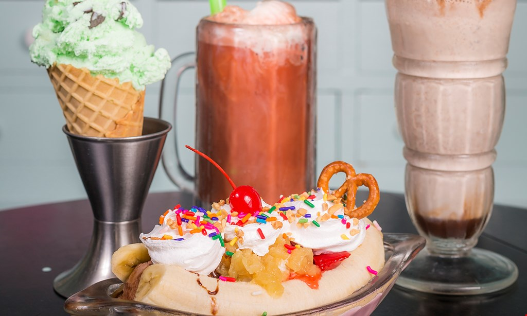 Product image for Lickity Split $10 For $20 Worth Of Ice Cream Treats & More (Also Valid On Take-Out W/ Min. Purchase Of $30)