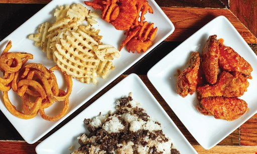 Product image for Bandoori Wings $10 For $20 Worth Of Korean & Indian Fusion Wings & More (Also Valid On Take-Out W/ Min. Purchase Of $30)