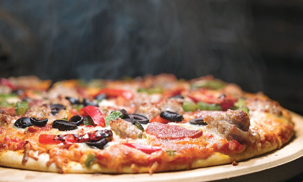 Product image for Mangiamo Pizza Restaurant $10 For $20 Worth Of Italian Cuisine (Also Valid On Take-out W/ Min. Purchase Of $30)