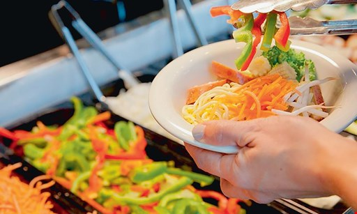 Product image for Big Wok Mongolian Grill $10 For $20 Worth Of Casual Dining
