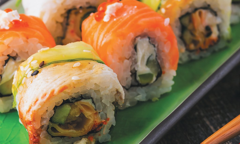 Product image for Fuji Steak And Sushi Chattanooga $10 for $20 Worth of Japanese Hibachi and Sushi