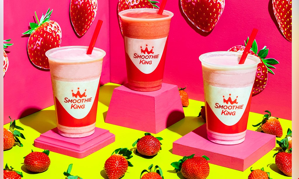 Product image for Smoothie King $8 for $16 worth of smoothies