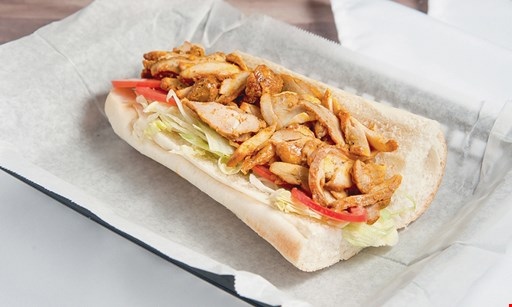 Product image for Hoagie Bros $10 For $20 Worth Of Hoagies, Ice Cream & More