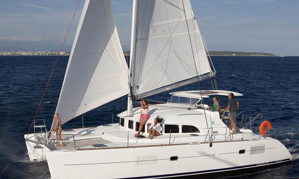 Product image for St. Augustine Sailing $500.00 for a 1/2 day (4 hour) luxury private charter (Reg. $1000)
