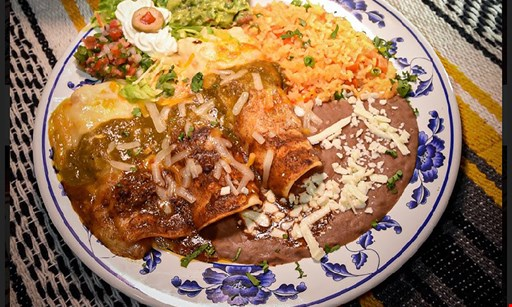 Product image for Garibaldi's Fine Mexican Cuisine $15 For $30 Worth Of Mexican Cuisine
