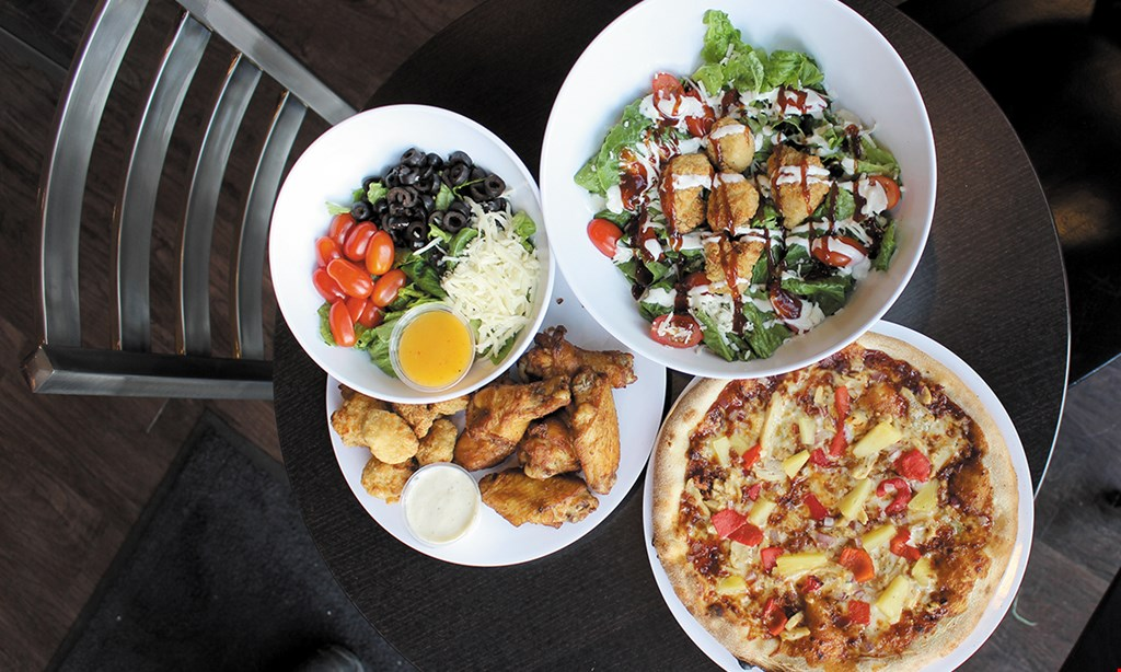 Product image for 1000 Degrees Pizza of Winter Garden $10 For $20 Worth Of Pizza, Salad & Wings (Also Valid On Take-Out W/Min. Purchase Of $30)
