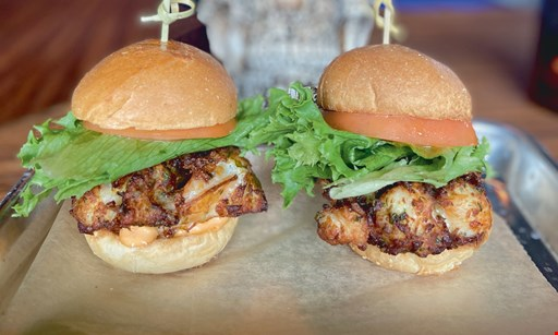 Product image for The Blues Burgers $20 For $40 Worth Of Casual Dining