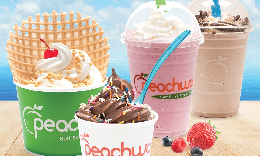 Product image for Peachwave West Villages $10 For $20 Worth Of Frozen Yogurt & More