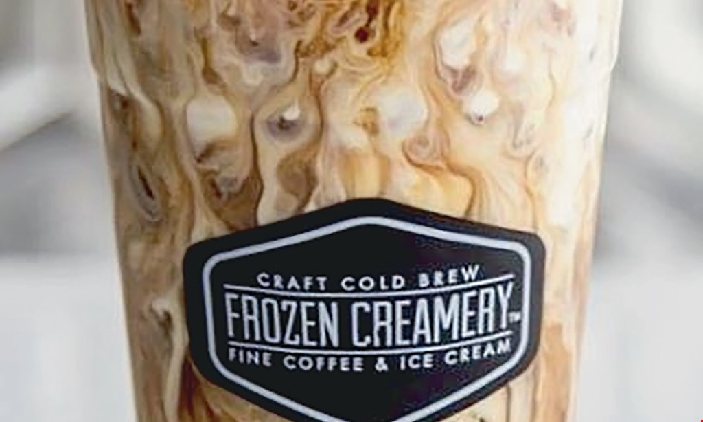 Product image for Frozen Creamery Gilbert $10 For $20 Worth Of Ice Cream Treats & More