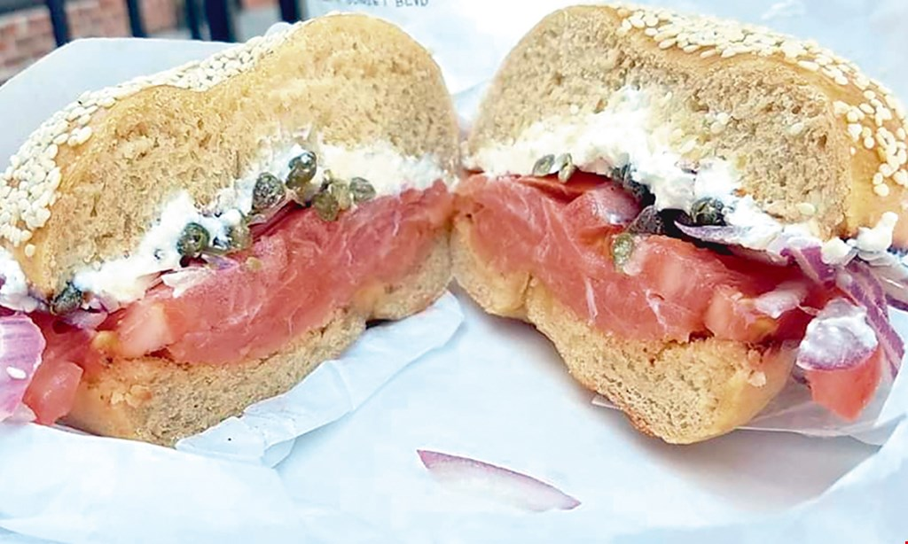 Product image for Soho Bagels & Cafe $10 For $20 Worth Of Casual Dining (Also Valid On Take-Out W/ Min. Purchase Of $30)