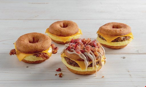 Product image for Duck Donuts $10 For $20 Worth Of Made To Order Donuts & More