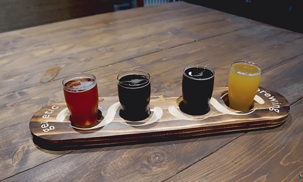 Product image for Genetic Brewing $10 For 2 Beer Flights & Tour For 2 People (Reg. $20)