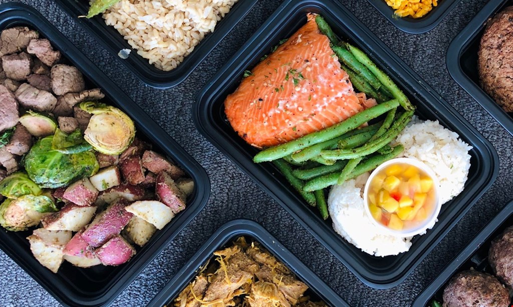 Product image for Superfit Foods $75 for 1 week of Superfit Foods Meal Prep (Value $150)