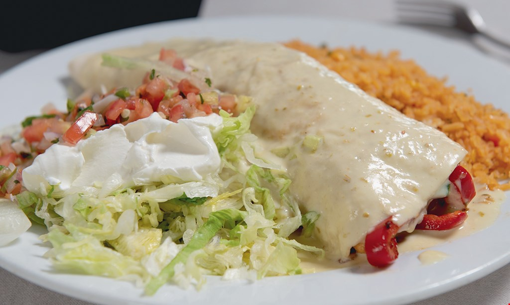 Product image for Tex-Mex Burrito Mexican Grill $12.50 For $25 Worth Of Tex-Mex Cuisine
