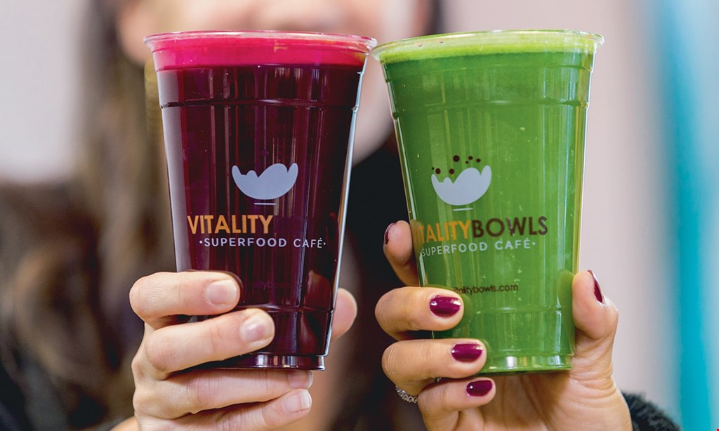 Product image for Vitality Bowls-King Of Prussia $10 For $20 Worth Of Casual Dining