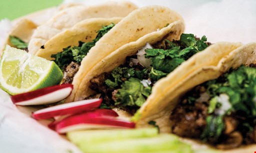 Product image for Paco's Tacos $10 for $20 with of Authentic Mexican Cuisine