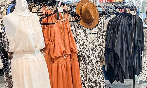 Product image for Market Street Boutique $100 For $200 Worth Of Boutique Merchandise