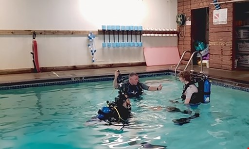 Product image for Underwater Adventures Dive Center $37.50 For The Try Scuba Diving, 2 Hour Introduction Course (Reg. $75)